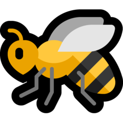 bee icon cracked